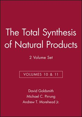 The Total Synthesis of Natural Products: v. 10-11