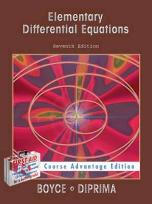 Elementary Differential Equations Course Advant Age Edition