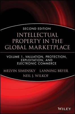 Intellectual Property in the International Marketplace: v.1