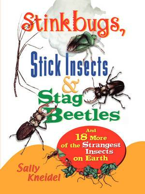 Stinkbugs, Stick Insects and Stag Beetles: And 18 More of the Strangest Insects on Earth