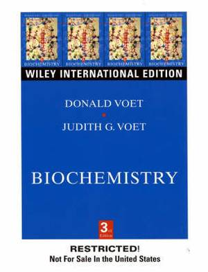 Biochemistry: v. 1: Biomolecules, Mechanisms of Enzyme Action and Metabolism