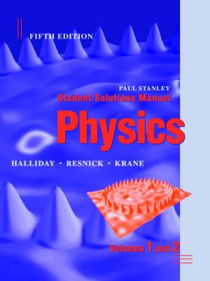 Physics: Student Solutions Manual