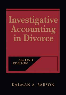 Investigative Accounting in Divorce
