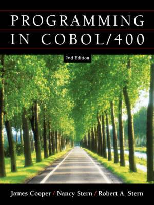 Structured COBOL Programming for the AS/400