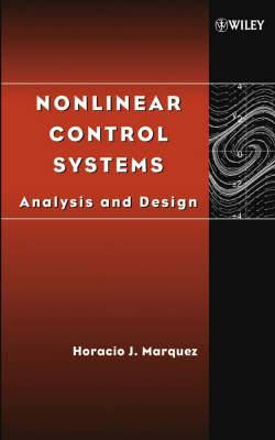 Nonlinear Control Systems: Analysis and Design
