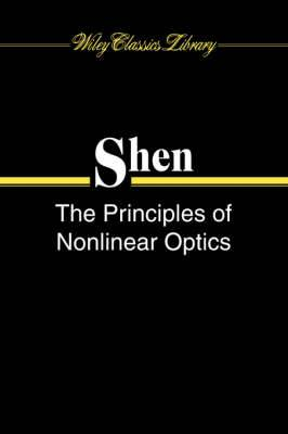 The Principles of Nonlinear Optics