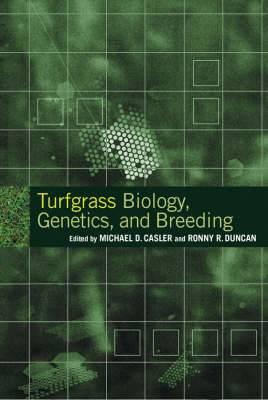 Turfgrass Biology, Genetics, and Breeding