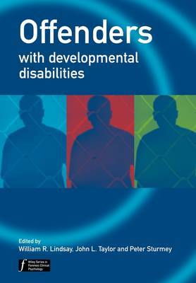 Offenders with Developmental Disabilities