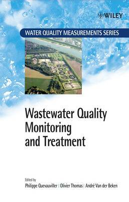 Wastewater Quality Monitoring and Treatment: On-line Methods