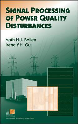 Signal Processing of Power Quality Disturbances