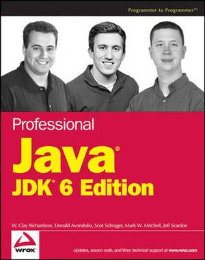 Professional Java JDK