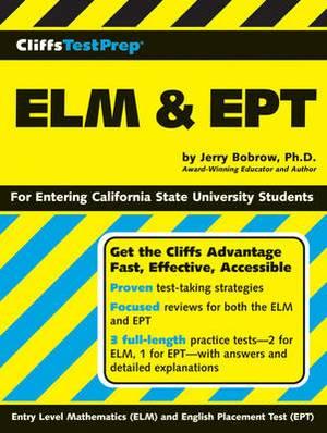 CliffsTestPrep ELM and EPT