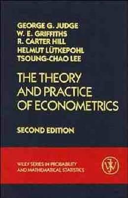 The Theory and Practice of Econometrics