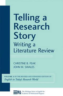 Telling a Research Story: Writing a Literature Review: v. 2