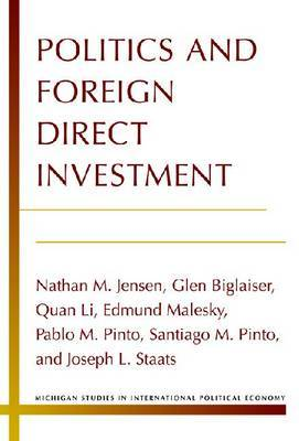 Politics and Foreign Direct Investment