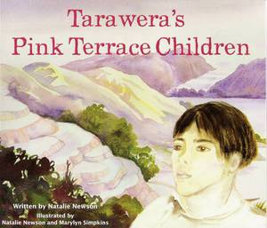 Tarawera's Pink Terrace Children