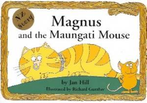 Magnus and the Maungati Mouse