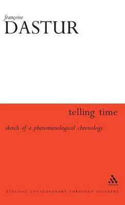 Telling Time: Sketch of a Phenomenological Chronology