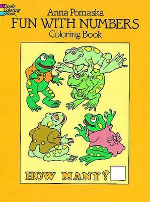 Fun with Numbers Coloring Book