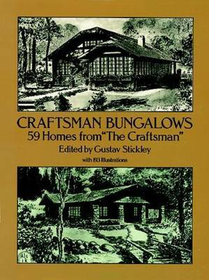 Craftsman Bungalows: 59 Bungalows from  The Craftsman