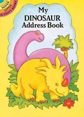 My Dinosaur Address Book