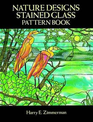 Nature Designs Stained Glass Pattern Book