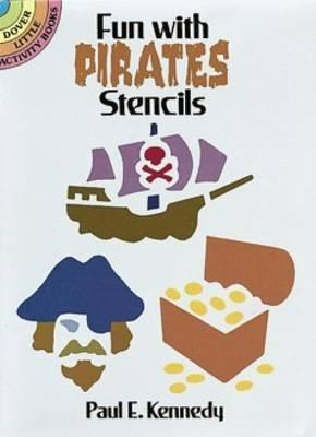 Fun with Pirates Stencils