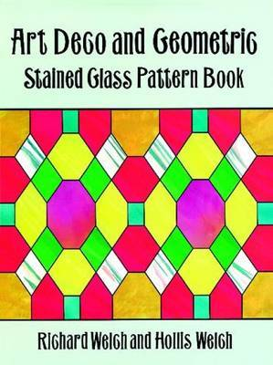 Art Deco: Stained Glass Patterns