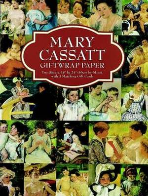 Mary Cassatt Giftwrap Paper
