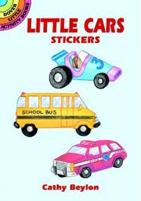 Little Cars Stickers