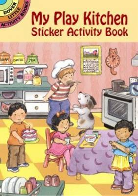 My Play Kitchen Activity Book