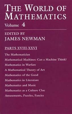 The World of Mathematics: Volume 4