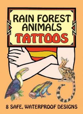 Rain Forest Animals Tattoos