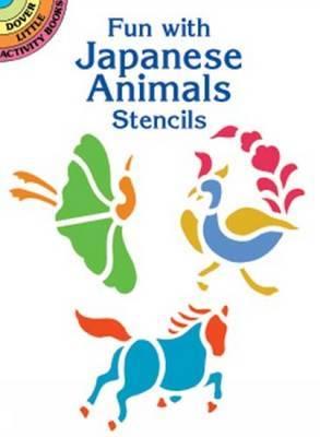 Fun with Japanese Animals Stencils