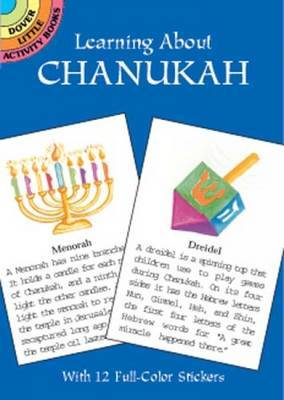 Learning About Chanukah Stickers