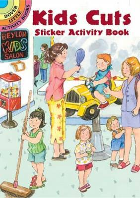 Kits Cuts Sticker Activity Book