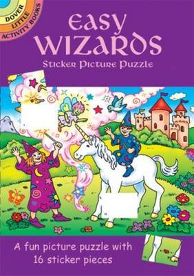 Easy Wizards: Sticker Picture Puzzle