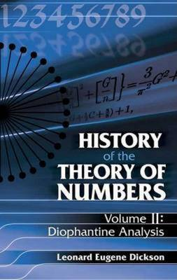History of the Theory of Numbers: Volume 2: Diophantine Analysis