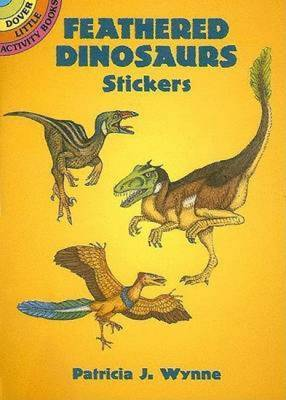 Feathered Dinosaurs Stickers