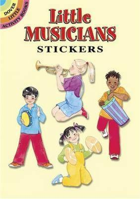 Little Musicians Stickers