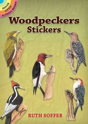 Woodpeckers Stickers