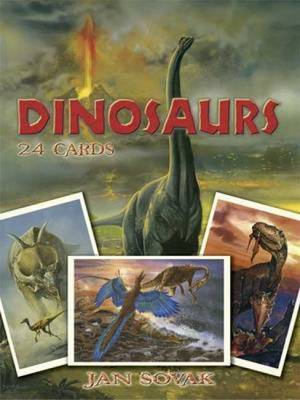 Dinosaurs: 24 Cards