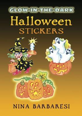 Glow-in-the-Dark Halloween Stickers