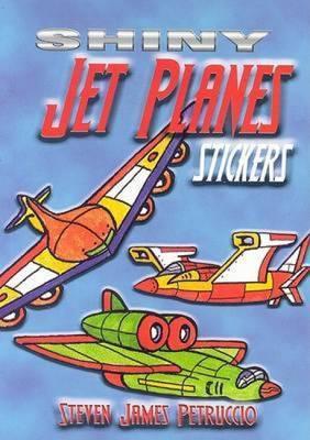 Shiny Jet Planes Stickers