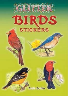 Glitter Birds Stickers