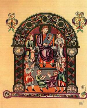 Celtic and Anglo-Saxon Art and Ornament in Color
