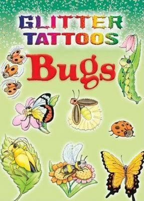 Glitter Tattoos Bugs