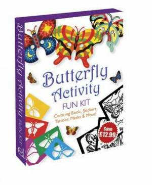 Butterfly Activity Fun Kit