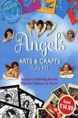 Angels Arts and Crafts Fun Kit