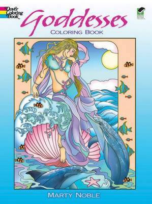 Goddesses: Coloring Book